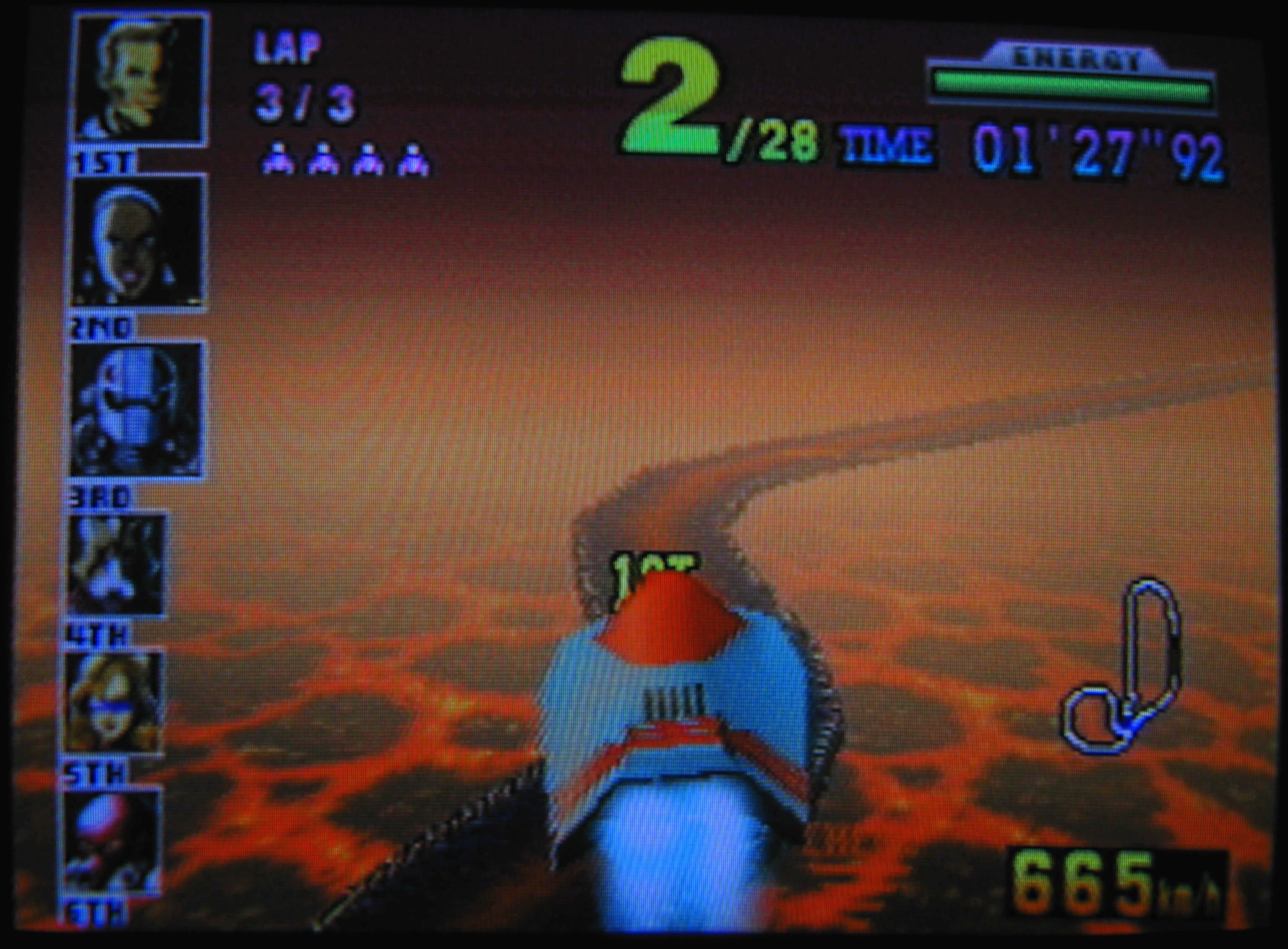 1001 Games To Play Before You Die List game 24: f-zero x  pong and beyond